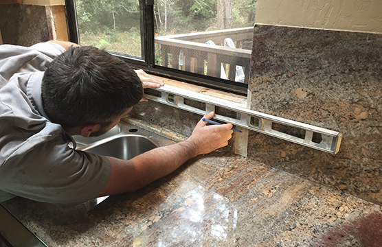 Countertops Resurfacing Orlando – H & F Construction Services